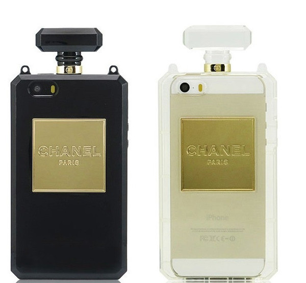 Cases Iphone 5s Chanel Chanel Perfume Casing Iphone 4